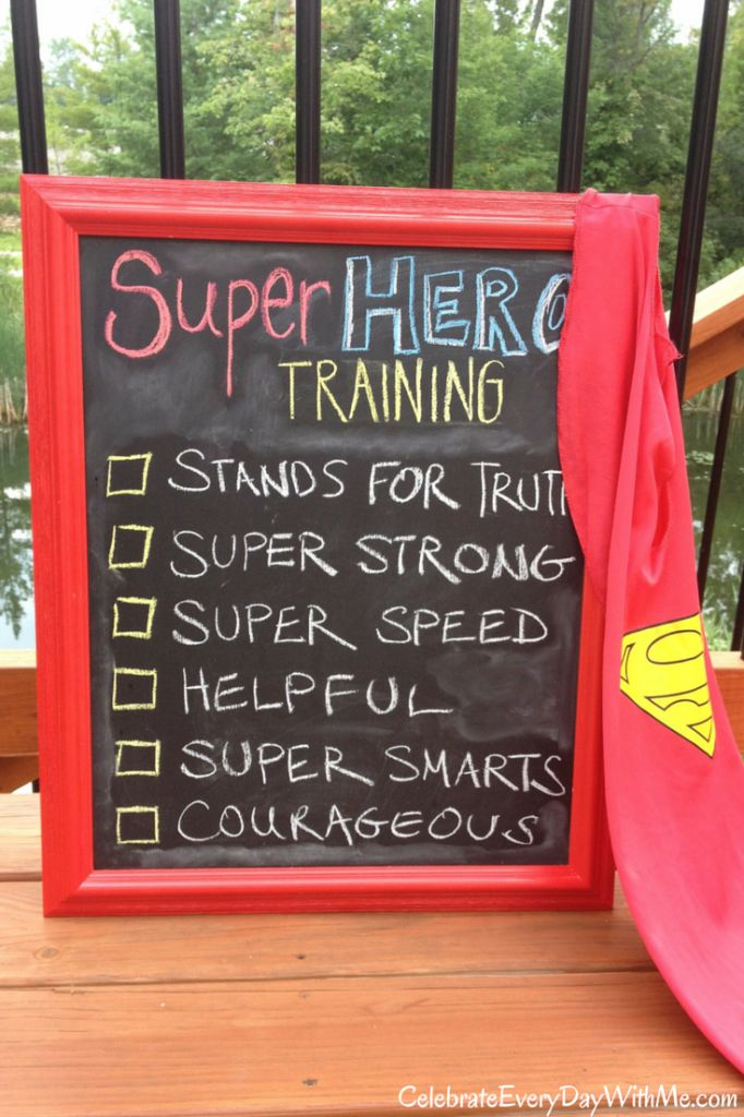 Super Hero Party 2