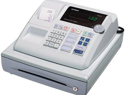 Registradora Casio 140 CR-S. Cajon pequeño.  http://www.20milproductos.com/maquinas-de-oficina/cajas-registradoras/registradora-casio-140-cr-s-cajon-peque-o-34146.html#
