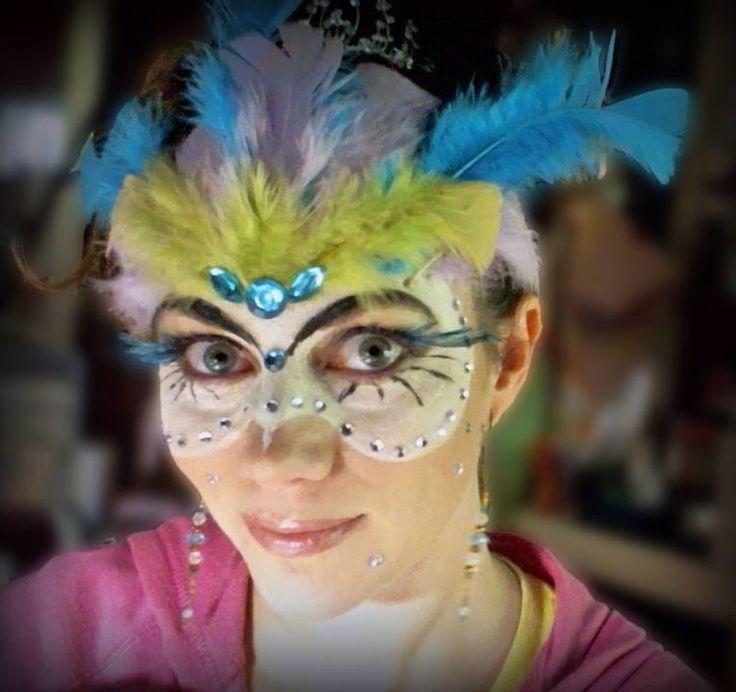 83 best Halloween images on Pinterest | Halloween makeup, Makeup ...