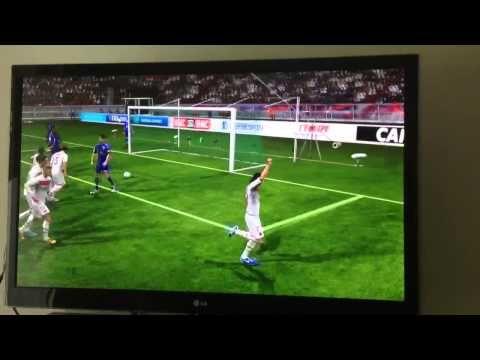 Andrea Pirlo Free Kick Goal FIFA 13