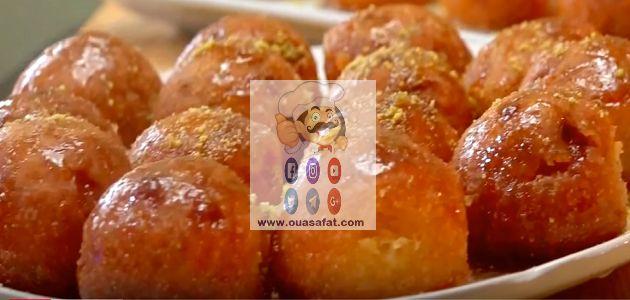 حلوى كمال باشا التركية Caramel Apples Desserts Food