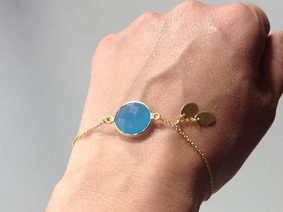 Stones on your hand Gold plated sterling silver by PlusLoveStudio