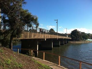 The Iron Cove Bay Walk in Inner West Sydney is a fantastic walk – it is bicycle, walker/jogger, pram & dog friendly and there are lots of interesting sights along the way. Definitely rates as a top walking track that the whole family can enjoy!