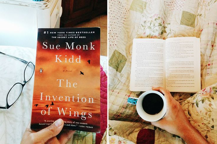Un livre qui se passe à Charleston : L'invention des ailes, the invention of wings en anglais