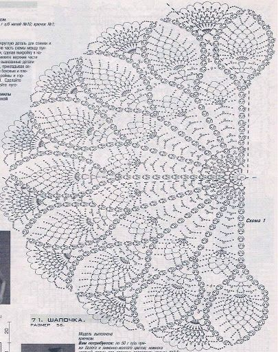 Pineapple crochet diagrams with symbols diy wiring diagrams 1461 best crochet pineapple and motifs images on pinterest rh pinterest com pineapple stitch crochet sweater diagrams pineapple crochet runner diagrams ccuart Choice Image