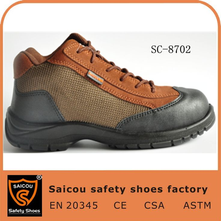 military security boots and safety jogger shoes and brand shoes for men SC-8702