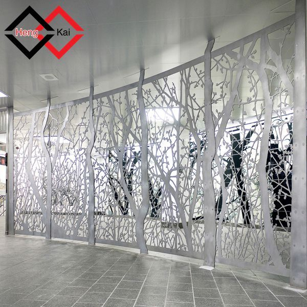 Laser Cut Metal Fencing Panel Find Complete Details
