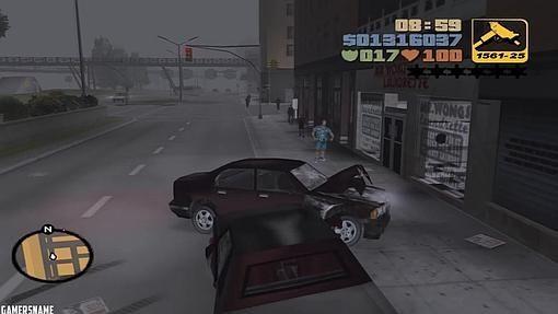«Grand Theft Auto» (2001)Fue el tercer juego de la saga pero se convirtió en el primero en muchos aspectos. La libertad que proporcionaba al jugador «Grand Theft Auto III» (libertad utilizada sobre todo para cometer delitos, ya fuera por iniciativa propia o cumpliendo las misiones del juego) fue todo un hito en el mundo de la videoconsola.GTA III ha sido incluido en el Salón de la Fama.