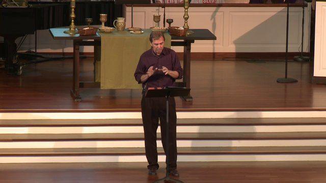 """June 2, 2013; Sermon; """"Enough Is Enough""""; Romans 13: 8-10; Dr. Dean Nelson"""