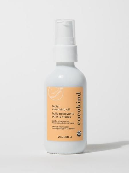 facial cleansing oil | cocokind