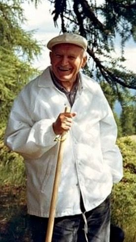St. John Paul II the hiker