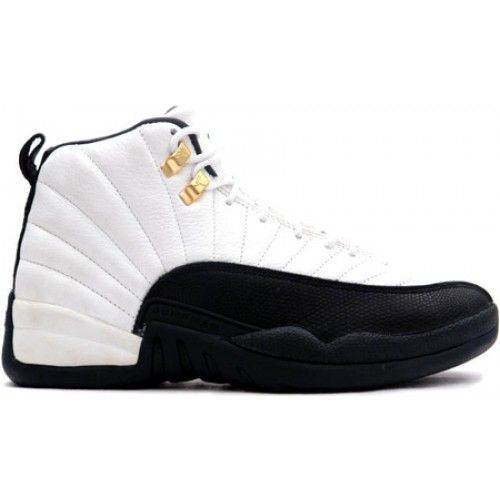 130690 101 Air Jordan 12 (XII) Original (OG) Taxi White Black cheap Jordan  If you want to look 130690 101 Air Jordan 12 (XII) Original (OG) Taxi White  Black ...