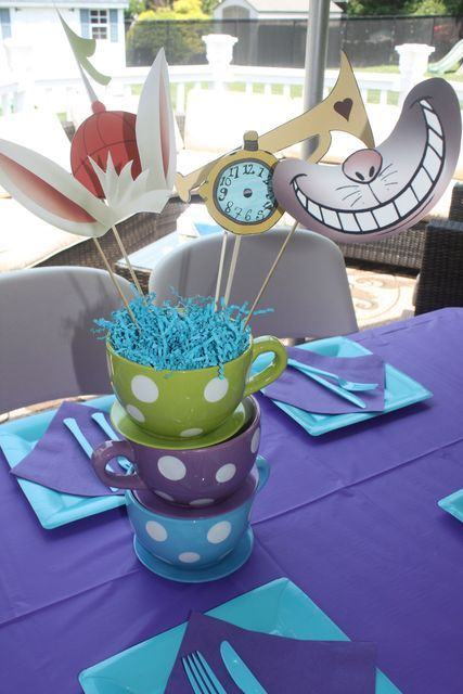 """Photo 1 of 58: Mad Hatter/Alice in Wonderland / Birthday """"Grayson's Mad Hatter in ONEderland"""" 