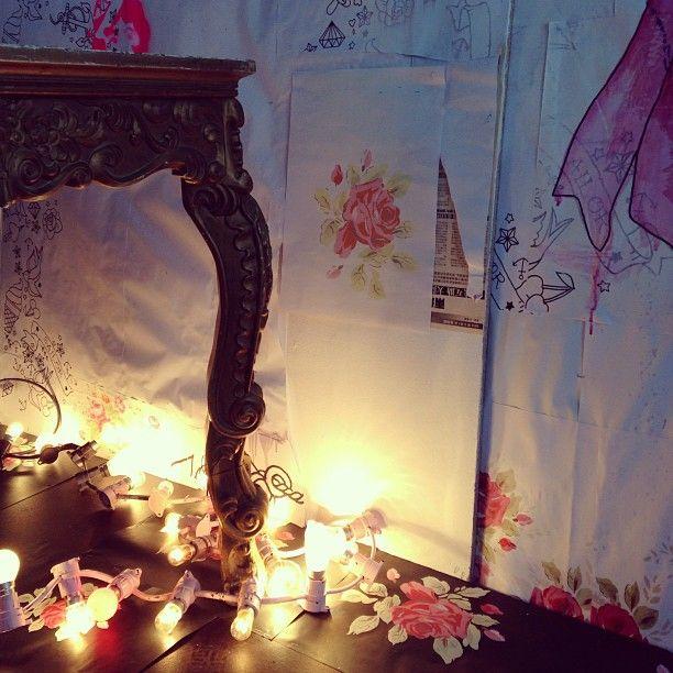 Studio lights #magical