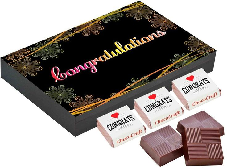 congratulations gifts to send | christmas chocolates