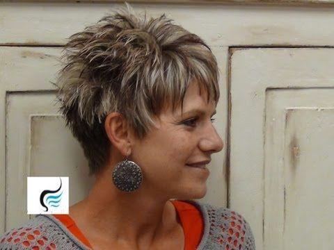 Trendy Hairstyles   Short Trendy Hair Cuts   Short Haircuts - YouTube