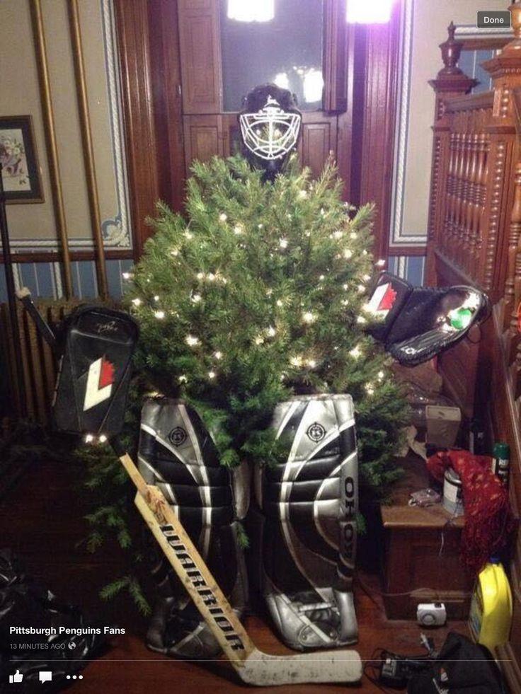 Hockey tree
