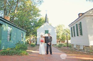 Budget Breakdowns: A Southern, Vintage Wedding for $10,000 | a buttercream wedding