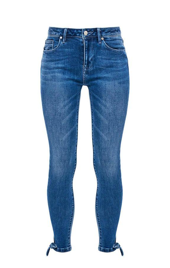 Укороченные джинсы со стандартной посадкой Como WW0WW22381 912 luna ... 6892774d9aeb3
