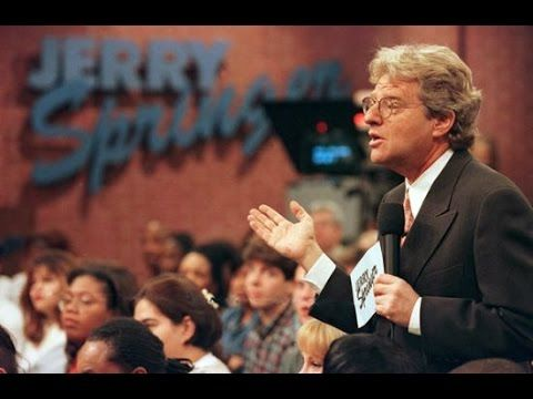 The Jerry Springer Show - YouTube
