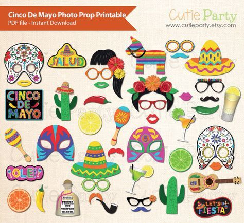 Celebrate Cinco De Mayo with this saucy photo booth props https://www.etsy.com/listing/228828697/cinco-de-mayo-photo-booth-prop-mexican?ref=shop_home_feat_1