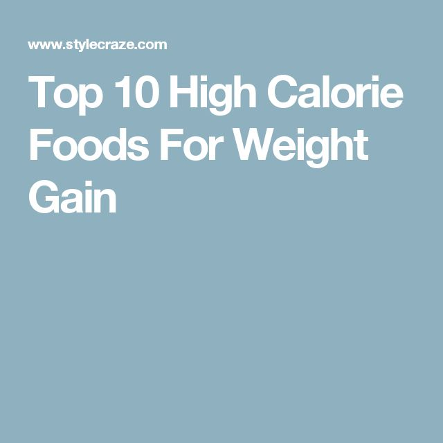 14 Best High Calorie Meals And Shakes Images On Pinterest