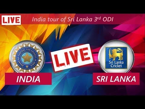 India VS Sri lanka 3nd ODI, Live score, Commentary cricket - (More info on: https://1-W-W.COM/Bowling/india-vs-sri-lanka-3nd-odi-live-score-commentary-cricket/)