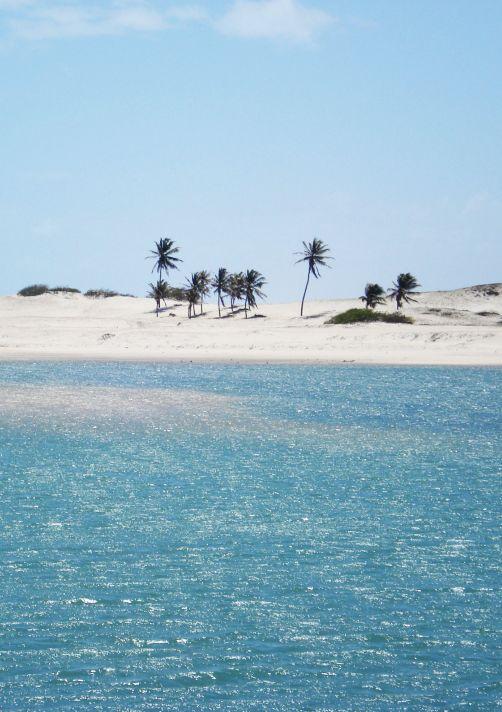 Aguas Belas Beach, Cascavel,Ceara, Brazil