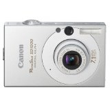 Canon PowerShot SD1000 7.1MP Digital Elph Camera with 3x Optical Zoom (Silver) (Electronics)By Canon