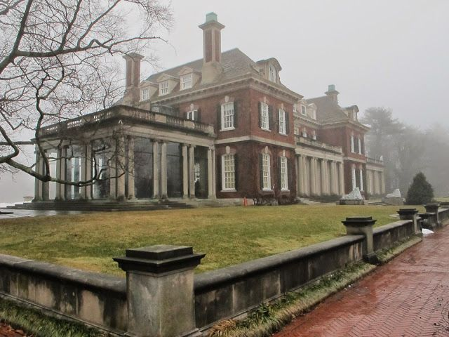 BIG OLD HOUSES: Old Westbury Redux