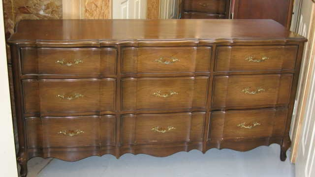 SOLID WOOD bedroom suite for sale