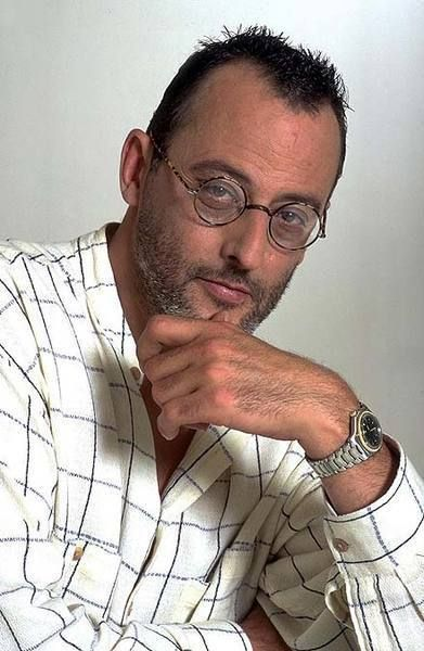 Juan Moreno y Herrera-Jiménez, better known as Jean Reno, who co-starred with Natalie Portman in one of my favorite movies 'Léon: The Professional' ❥