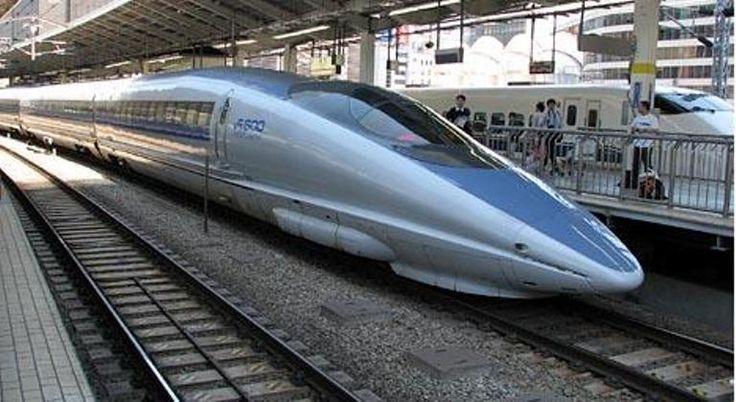 Cele mai rapide 10 trenuri din lume