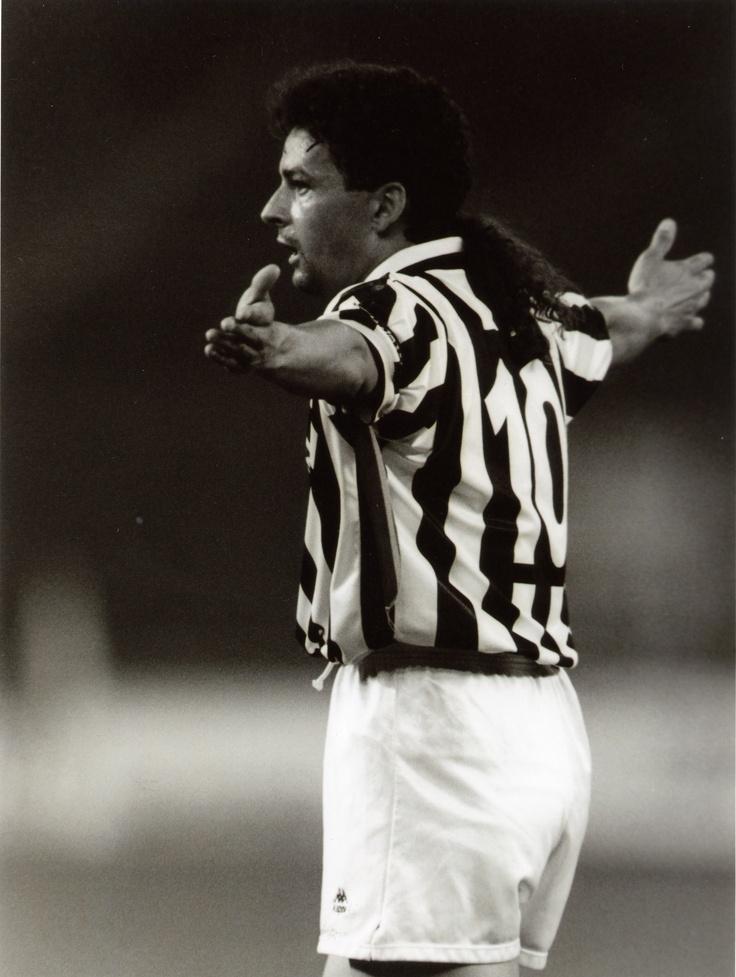 Roberto Baggio, my idol <3