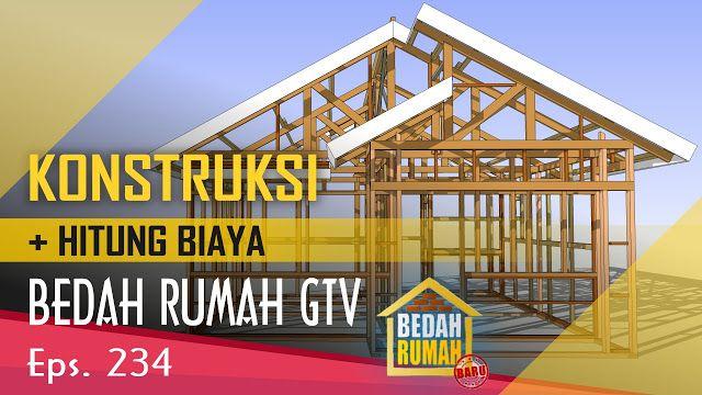 Rumah Minimalis 2 Lantai Ukuran 6x6  ide desain rumah minimalis konstruksi desain bedah rumah
