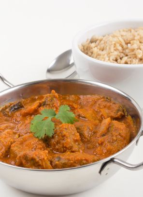 Home Made Lamb Curry