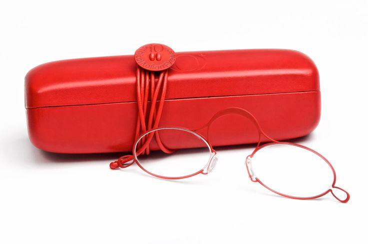 Coll. IO - IVM0900 C02 @ioethicalitalianeyewear #lioocchiali #io #eyewear #ioeyewear #red #outfit #summer #fashion #read
