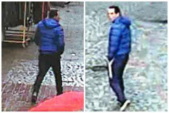 De politie en het gerecht zijn op zoek naar een man die op dinsdag 21 februari 2017 een vrouw heeft bestolen in Antwerpen. De dief stond opeens in haar inkomhal nadat de vrouw haar kleinkinderen was gaan afhalen aan school. Hij bood de vrouw aan om te helpen en wou haar sokken verkopen. De vrouw weigerde dit en de man trok de ketting van haar hals af en vluchten weg.
