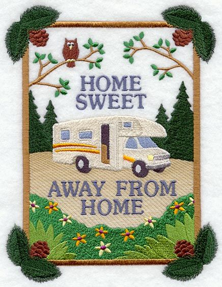 Beautiful Home Machine Embroidery Designs Images - Decorating ...