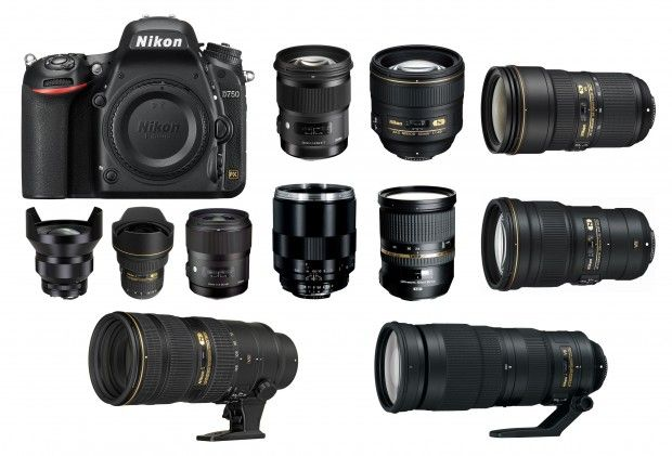 Nikon D750 is Nikon's latest full frame professional DSLR camera announced in September 2014, just several weeks after Nikon D810. Nikon D750 has a 24MP full frame sensor, to replace the Nikon D700, which is also one of the most popular full frame DSLR camera.  Today, we are showing you top