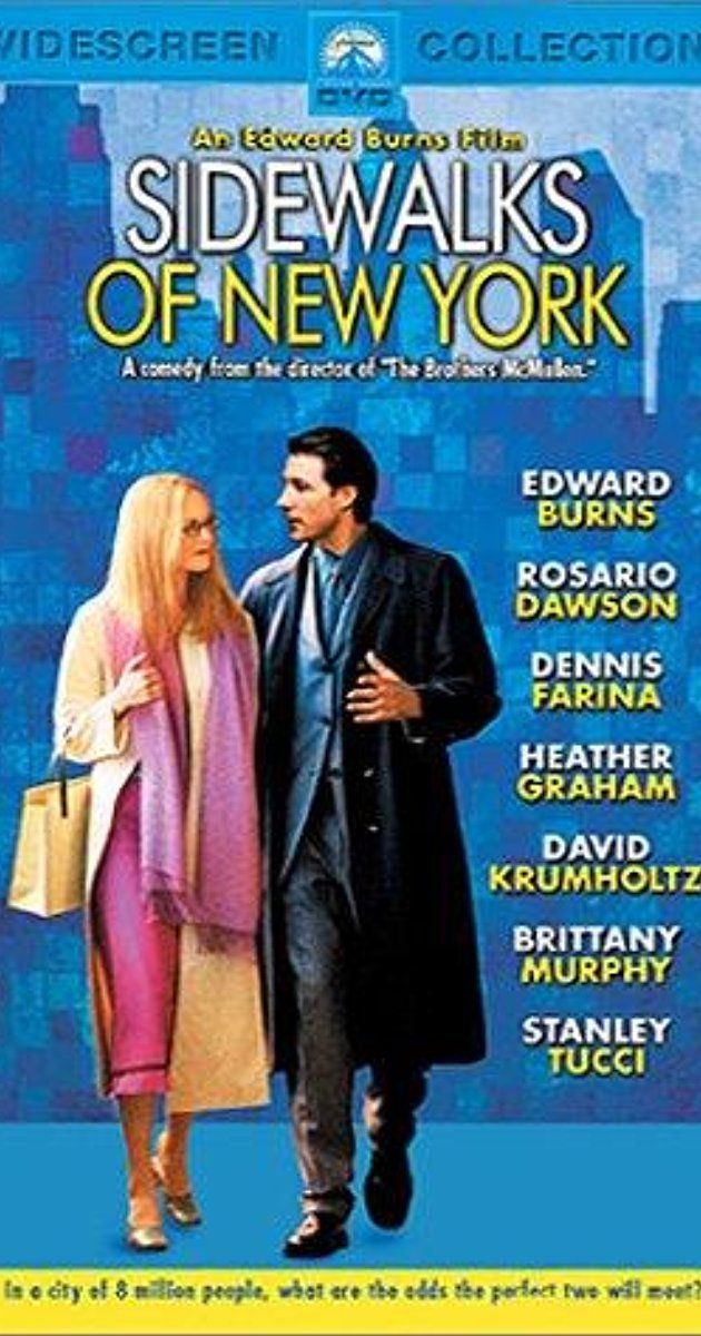 Directed by Edward Burns. With Edward Burns, Heather Graham, Penny Balfour, Michael Leydon Campbell. The interlocking lives and loves of six New Yorkers.