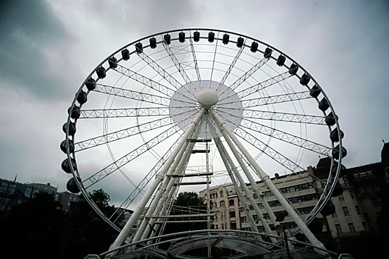 Article - Sziget Eye in the heart of Budapest