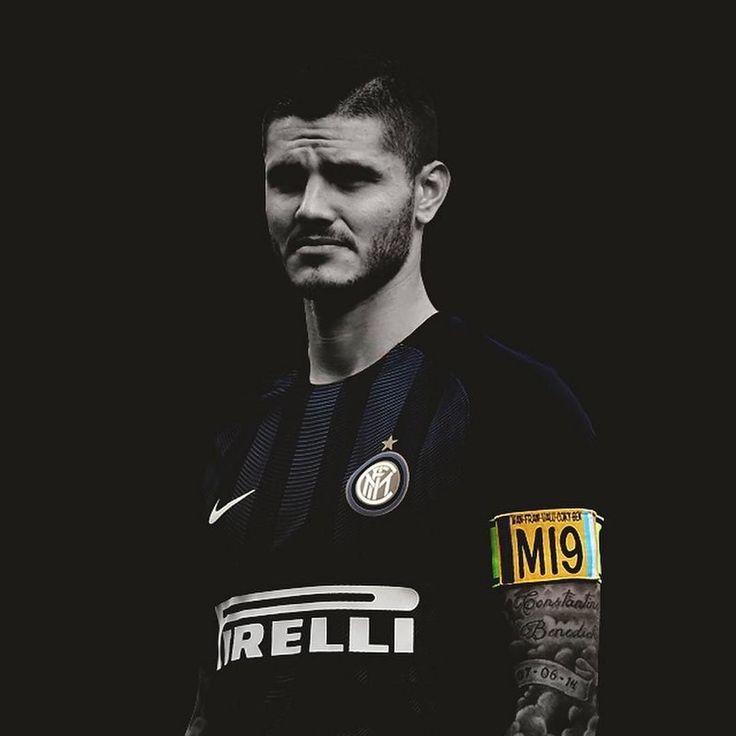 MI9 ! #capitano #mauro #icardi #mauroicardi #inter #fcim #internazionale #forza #argentina #forward