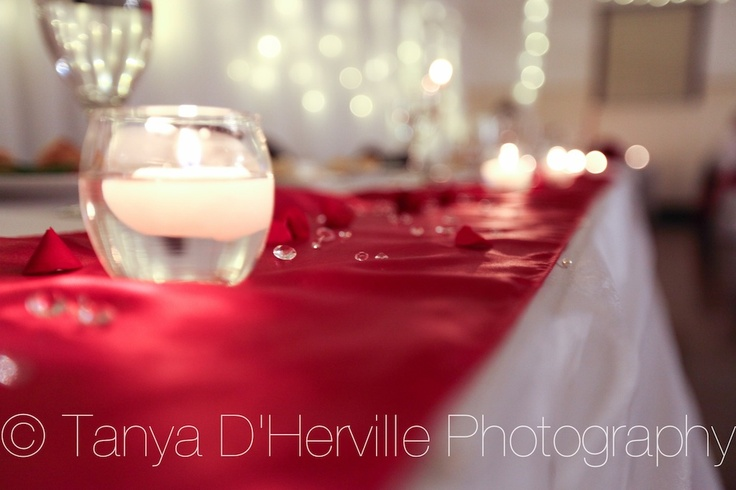 #wedding #weddingreception #tealight #crystals