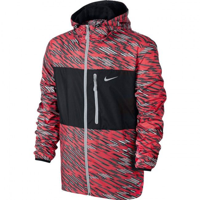 Nike Winger Jacket - Red - Men'