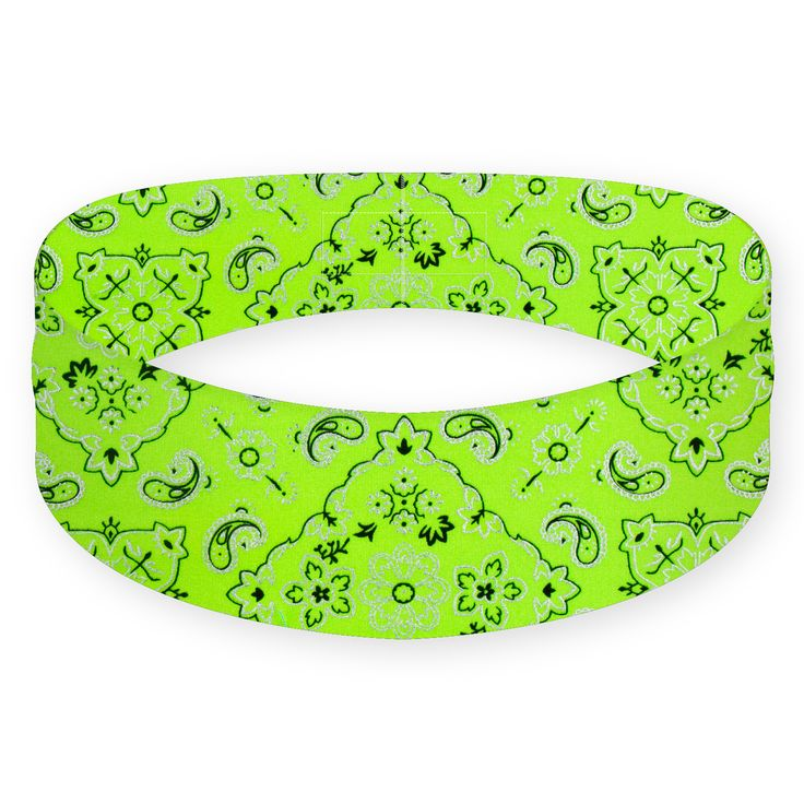 Perfect for the vibrant personality, the Lime Green Bandana headband is a favourite in the bandana family of headbands, and for good reason! A delicious and bright colour that is sure to keep your energy up!