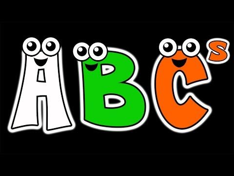 """Halloween ABCs"" - ABC Alphabet Song, Kids Learning Video, Toddler Nursery Rhymes - YouTube"