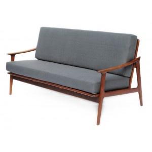 Danish Sofa by Unknown Designer Meeting Sofa for the studio
