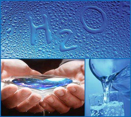 вода которая дарит здоровье