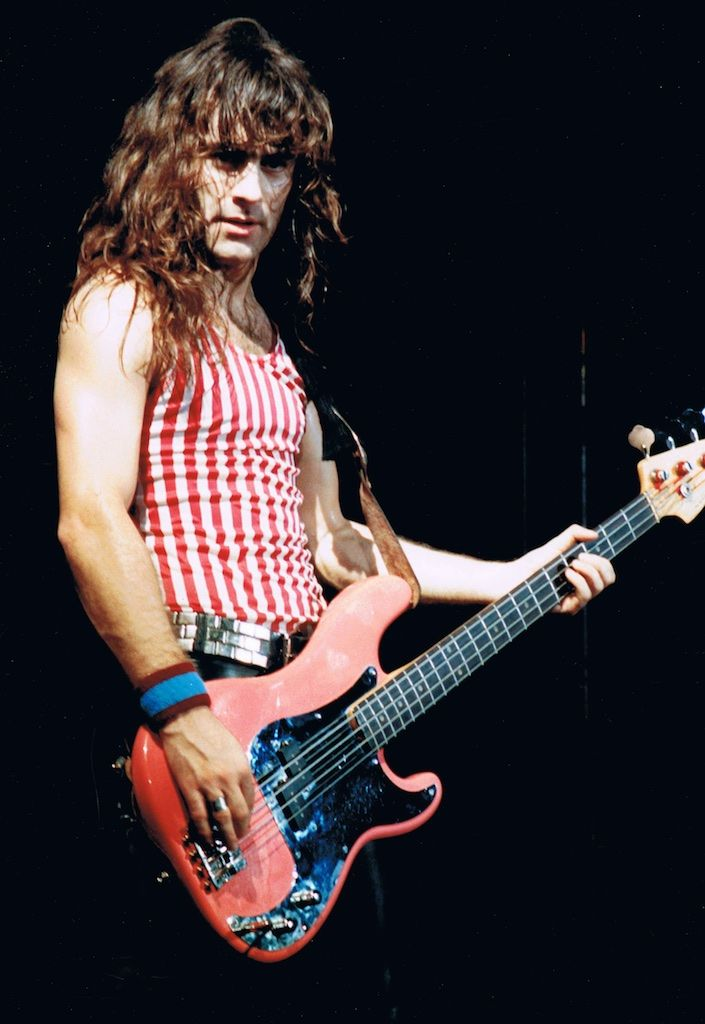 Steve Harris 1984 Google Search Steve Harris Im